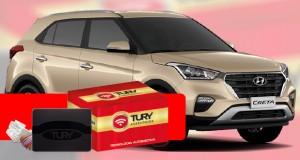 Módulo para Hyundai Creta é novidade da Tury