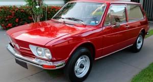 VW Brasília faz 45 anos com 329.999 exemplares em SP