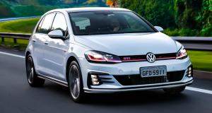 Volkswagen Golf e Golf Variant chegam equipados