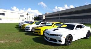 Em 3º grande encontro, Camaro Meeting reúne proprietários do superesportivo