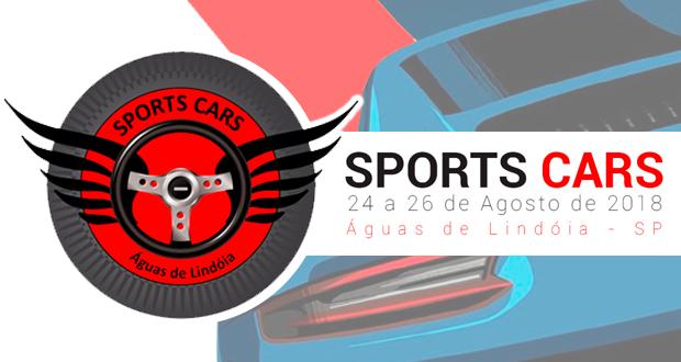 Evento reunirá mais de 100 carros superesportivos em Águas de Lindóia