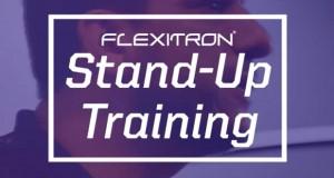 Treinamento da Flexitron acontecerá nesta terça-feira