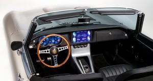 Jaguar Classic anuncia a produção do icônico E-Type elétrico