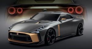 Nissan GT-R50: Presente de luxo