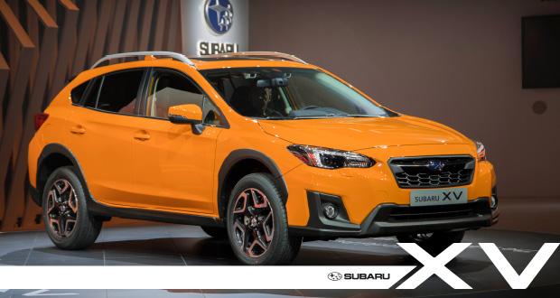 Subaru XV: Um novo conceito de SUV