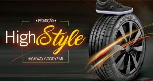 Pneus de alta performance são destaque em promoção da Highway Goodyear