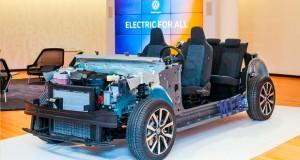 "Volkswagen dá início a campanha ""Electric For All"""