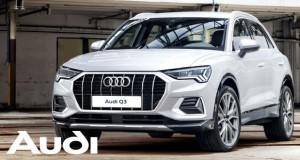 Audi Q3: Novo design, velha classe