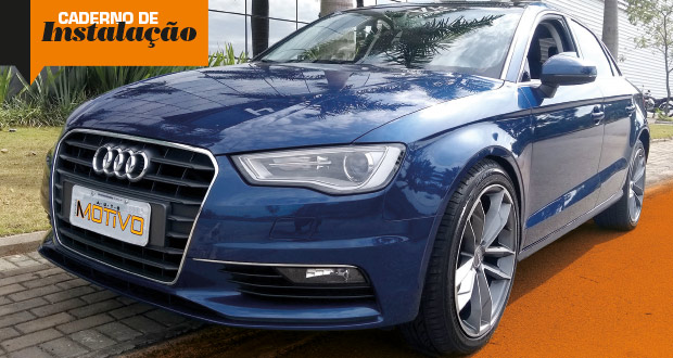 Acessórios e customização – Audi A3 Sedan Ambition