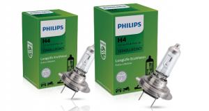 Lâmpadas LongLife Ecovision, da Philips