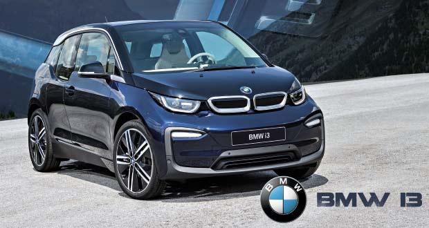 O momento dos elétricos: BMW i3