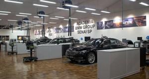 Parceria do BMW Group Brasil com o SENAI-SP formará profissionais capacitados para a nova era da mobilidade