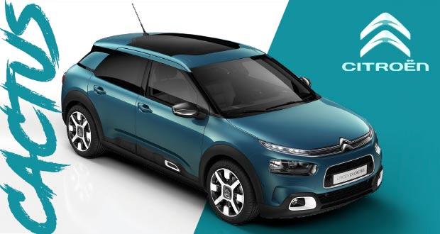 Cactus: Uma nova geração de SUV