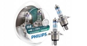 Lâmpadas X-tremeVision, da Philips