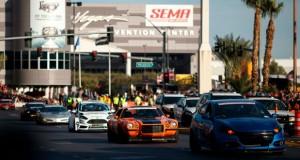 SEMA Show apresenta últimas tendências em personalização automotiva