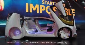 Salão do Automóvel 2018: Concept Cars nos levam ao futuro