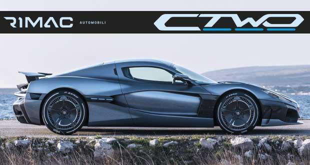 Rimac C Two: Carro elétrico ultra veloz?