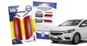 Refletor Chevrolet Onix, da DSC