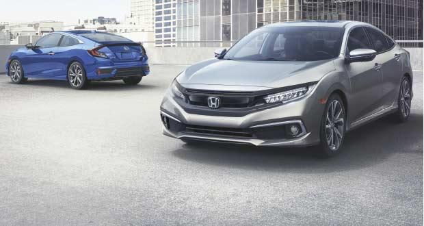 Sofisticação e agressividade – Conheça o novo Honda Civic Coupé!