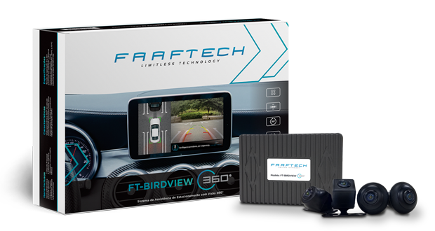 FT-Birdview 360º, da Faaftech