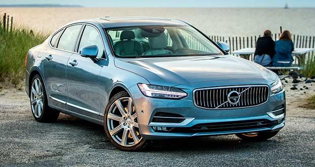 Volvo reforça mercado híbrido com seu novo sedã premium