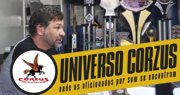 Universo Corzus: onde os aficionados por som se encontram