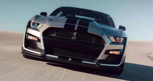Ford apresenta novo Shelby GT500 em Detroit