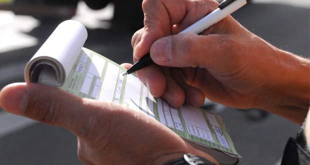 Multas leves ou médias podem ser trocadas por uma advertência por escrito