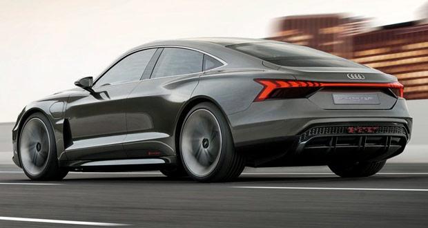 Audi e-tron GT estreia no cinema como o carro de Tony Stark em Vingadores: Ultimato