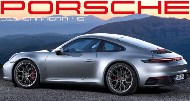 Porsche 911 Carrera 4S: Um carro dos sonhos
