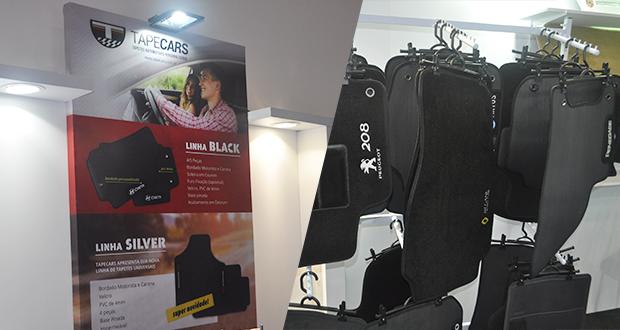 Tapecars apresenta nova linha de produtos na Automec