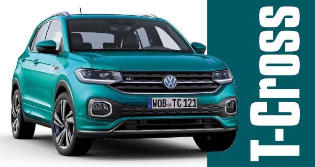 T-Cross: O ambicioso projeto da Volkswagen