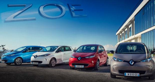 Renault Zoe: O elétrico mais barato do Brasil