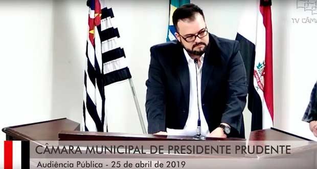 Diretores da ANAFIMA CBS articulam medida que impediria som ao vivo em Presidente Prudente
