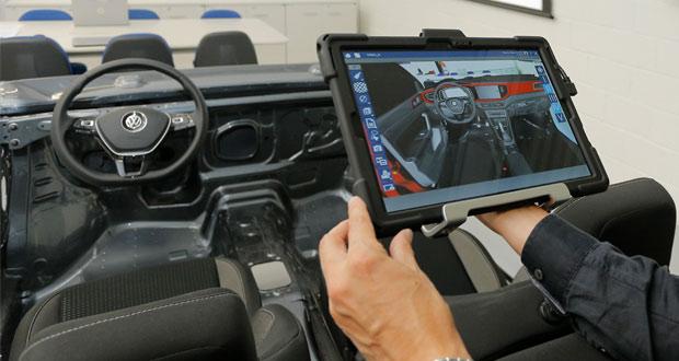 Volkswagen inaugura Laboratório de Protótipo Virtual