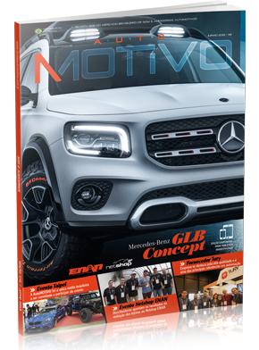 Capa da edição 141, de junho de 2019, da Revista AutoMOTIVO