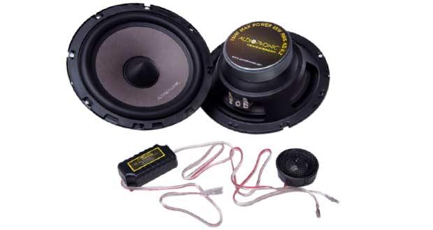 KS 6.2 KIT 2 VIAS 65w, da Audiophonic