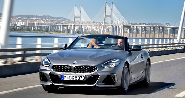 BMW Z4 estreia nas concessionárias do País
