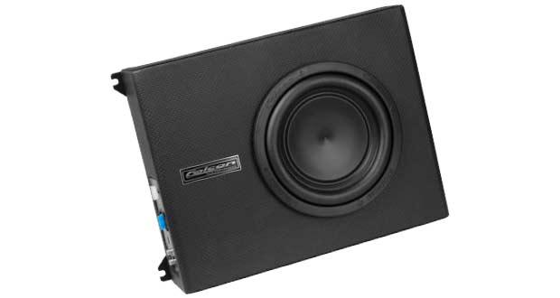 Caixa XS 200 SL Slim Amplificada, da Falcon