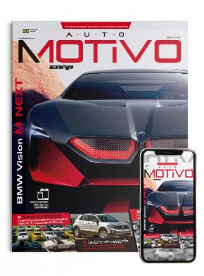 Capa da edição 143, de agosto de 2019, da Revista AutoMOTIVO