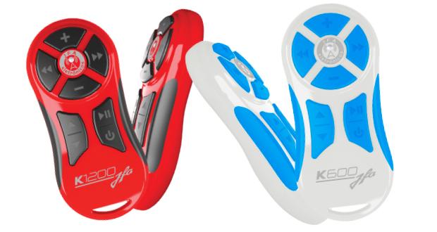 Controles K1200 e K600, da JFA