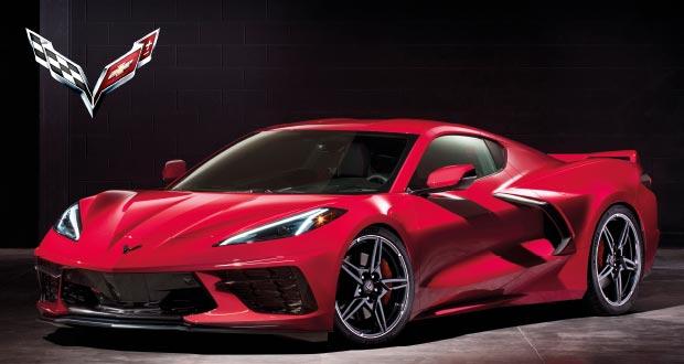 Corvette: O muscle car norte-americano com traços de um superesportivo italiano