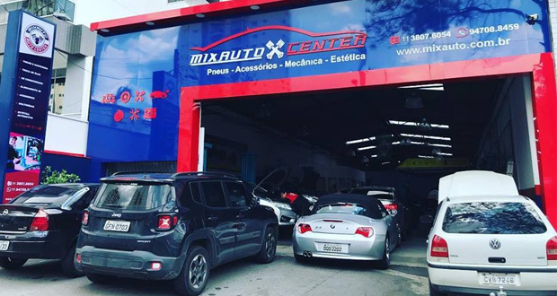 MixAuto apresenta novo conceito de centro automotivo