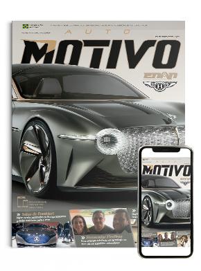 Capa da edição 145, de outubro de 2019, da Revista AutoMOTIVO