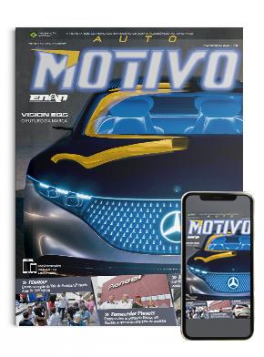 Capa da edição 146, de novembro de 2019, da Revista AutoMOTIVO