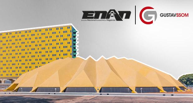Gustavssom confirma presença no ENAN 2020!