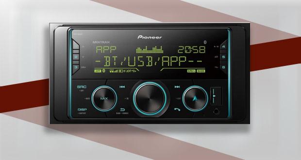 Pioneer lança Media Receiver com formato 2-Din