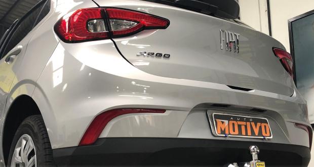 Instalação: Fiat Argo