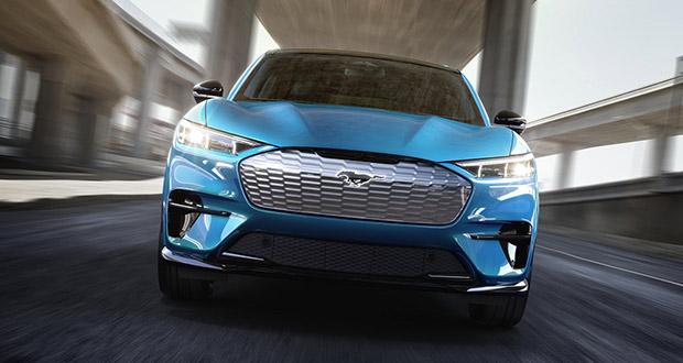 Ford apresenta o SUV elétrico Mustang Mach-E