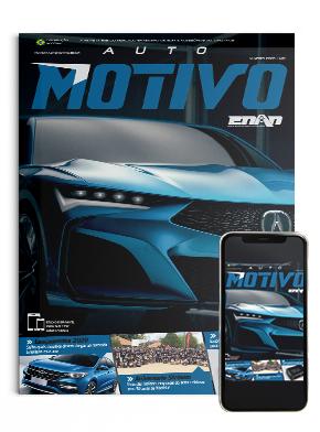 Capa da edição 148, de janeiro de 2020, da Revista AutoMOTIVO